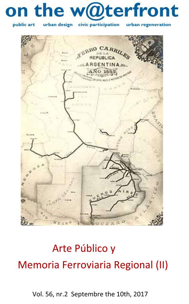 Ferrocarriles de la Repúblic Argentina 1885