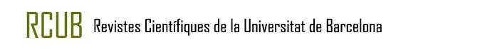 Revistes Científiques de la Universitat de Barcelona
