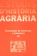 Veure No 18 (2005): Economies de muntanya a Catalunya