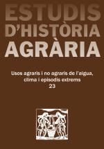 Veure No 23 (2010): Usos agraris i no agraris de l'aigua, clima i episodis extrems
