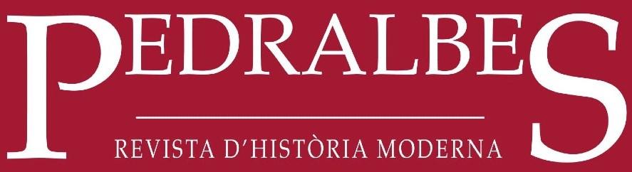 Pedralbes. Revista d'història moderna