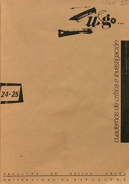 Veure No 24-25 (1993)