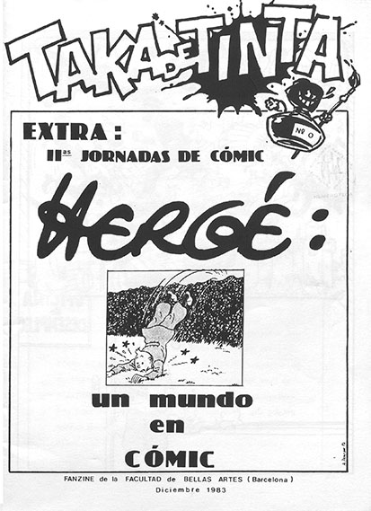 Veure No 0 Extra: IIas Jornadas de Cómic (1983)