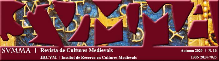 SVMMA. Revista de Cultures Medievals