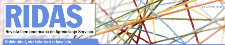 RIDAS, Revista Iberoamericana de Aprendizaje-Servicio