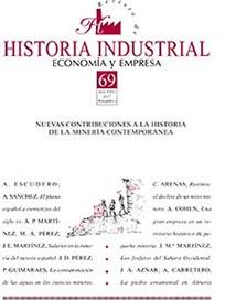 View Vol. 26 No. 69 (2017): Nuevas contribuciones a la Historia de la Minería contemporánea