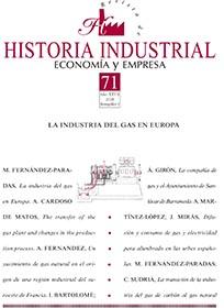 View Vol. 27 No. 71 (2018): La industria del gas en Europa