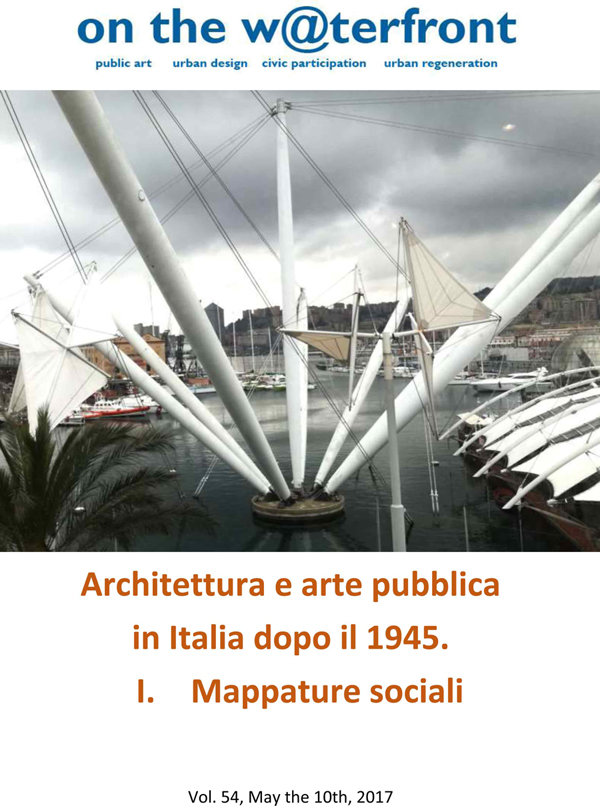 View Vol. 54 (2017): Architecture and public art in Italy after 1945. I. Social mapping