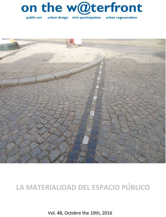 View Vol. 48 (2016): The materiality of the Public Space