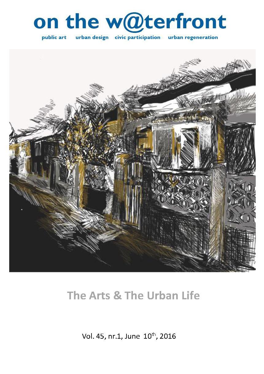 View Vol. 45 No. 1 (2016): The arts & the urban life