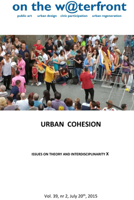 View Vol. 39 No. 2 (2015): URBAN  COHESION   ISSUES ON THEORY AND INTERDISCIPLINARITY XI