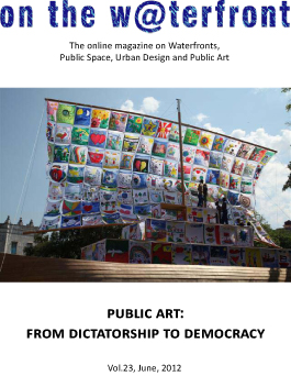 View No. 23 (2012): Public art: from dictatorship to democracy