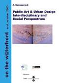 View No. 4 (2003): Public Art & Urban Design Interdisciplinary and Social Perspectives