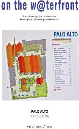View Vol. 37 (2015): Palo Alto. Barcelona