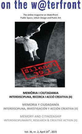 View Vol. 36 No. 1 (2015): MEMORY AND CITINZENSHIP  INTERDISCIPLINARITY, RESEARCH & CREATIVE ACTION (I)
