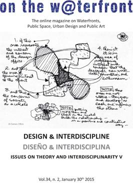 View Vol. 34 No. 2 (2015): DESIGN & INTERDISCIPLINE. ISSUES ON THEORY AND INTERDISCIPLINARITY V
