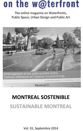 View No. 31 (2014): SUSTAINABLE MONTREAL