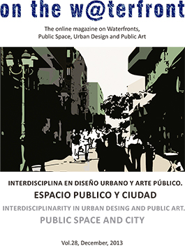 View No. 28 (2013): INTERDISCIPLINARITY IN URBAN DESING AND PUBLIC ART. PUBLIC SPACE AND CITY II