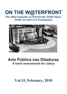 View No. 15 (2010): Public Art in Dictatorships. The monumental fountain of Lisbon