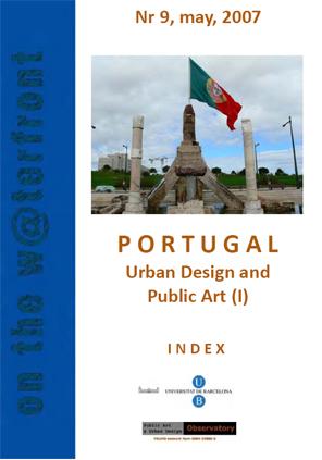 View No. 9 (2007): PORTUGAL: URBAN DESIGN AND PUBLIC ART (I)