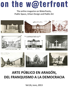 View No. 26 (2013): Public art in Aragon, from Franco to democracy