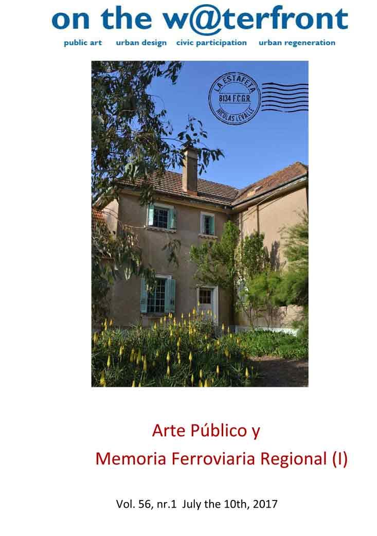 View Vol. 56 No. 1 (2017): Public Art and Regional Railway Remembrance (I)