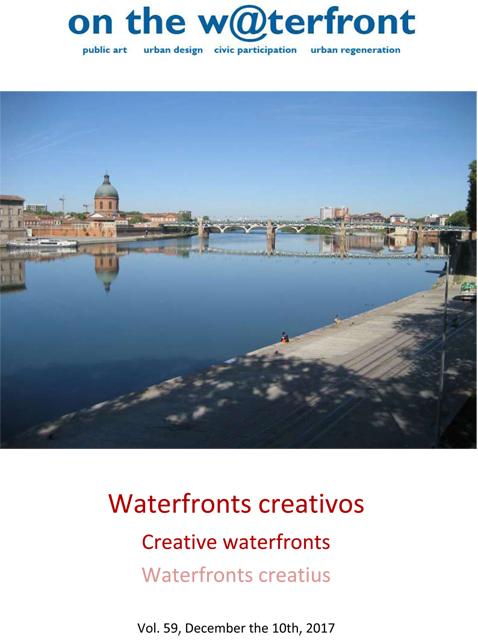 View Vol. 59 No. 1 (2017): Creative Waterfronts