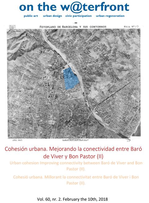 View Vol. 60 No. 2 (2018): Urban cohesion Improving connectivity between Baró de Viver and Bon Pastor (II).