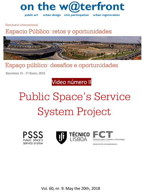 View Vol. 60 No. 9 (2018): Public Space's Service System [Video Issue]