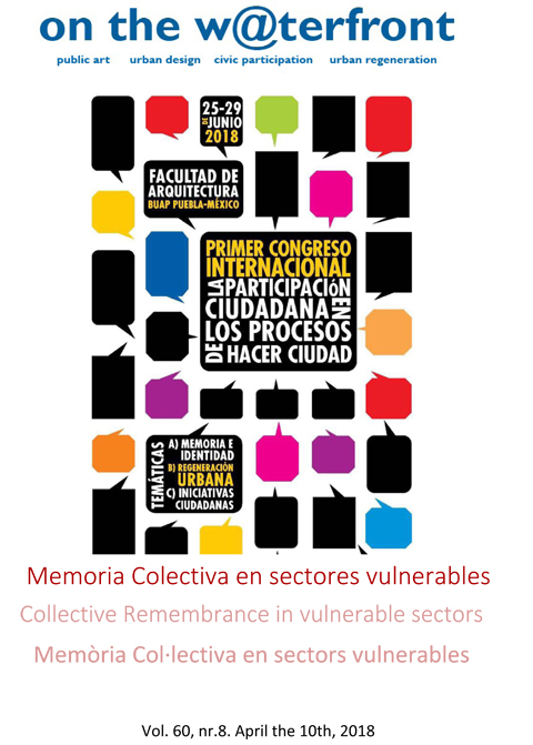 View Vol. 60 No. 8 (2018): Collective Remembrance in vulnerable sectors