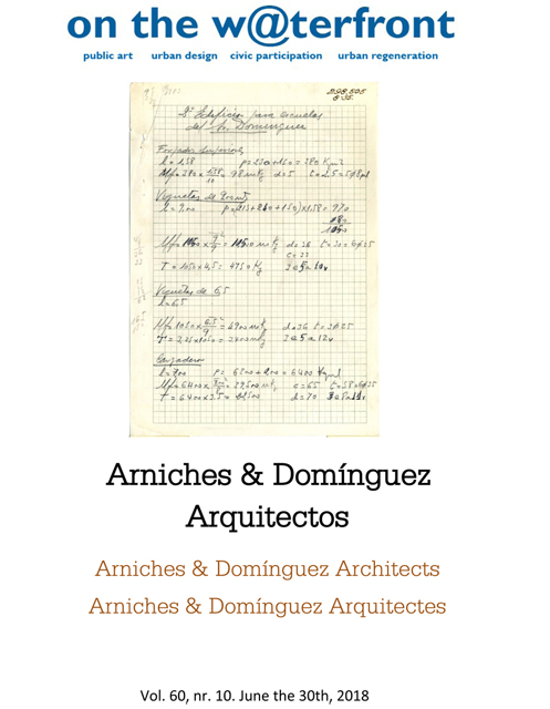 View Vol. 60 No. 10 (2018): Arniches & Dominguez Architects