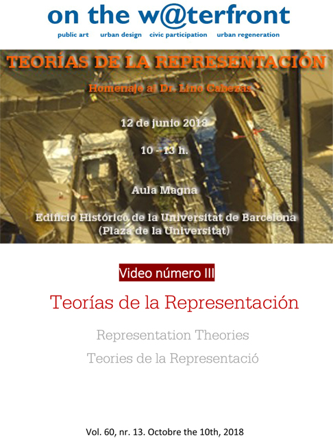 View Vol. 60 No. 13 (2018): REPRESENTATION THEORIES. VIDEO ISSUE
