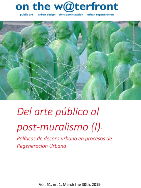 View Vol. 61 No. 1 (2019): From Public Art to post-muralism (I)