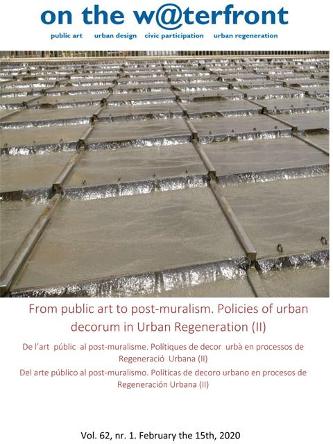 View Vol. 62 No. 1 (2020): From public art to post-muralism. Policies of urban decorum in Urban Regeneration (II)