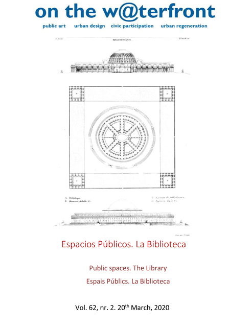 View Vol. 62 No. 2 (2020): Public spaces. The Library