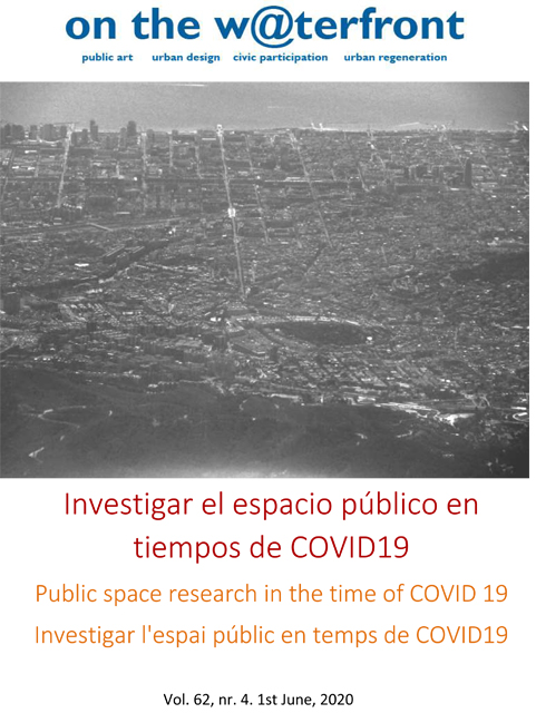 View Vol. 62 No. 4 (2020): Public space research in the time of COVID 19