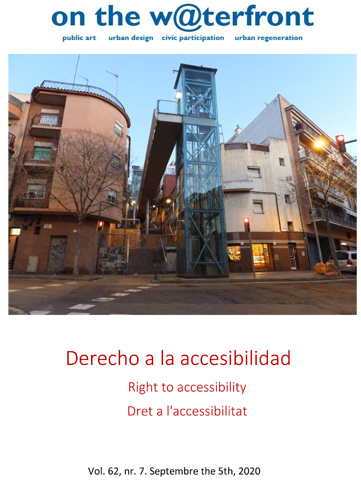 View Vol. 62 No. 7 (2020): Right to accessibility