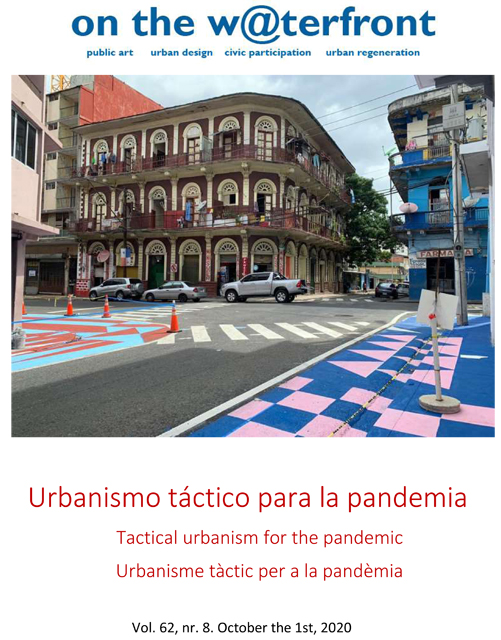 View Vol. 62 No. 8 (2020): Tactical urbanism for the pandemic