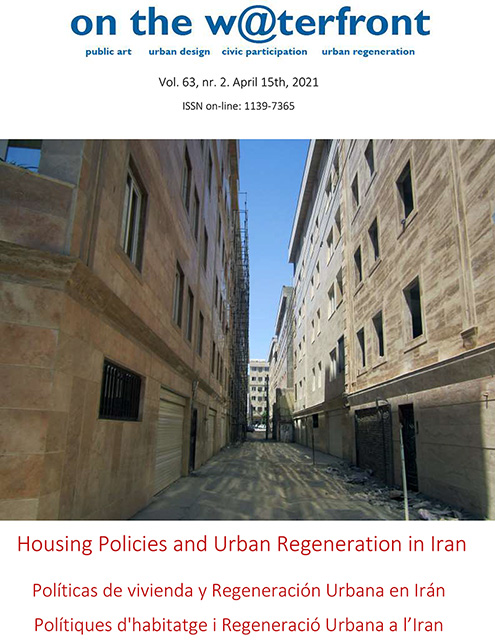 View Vol. 63 No. 2 (2021): Housing Policies and Urban Regeneration in Iran