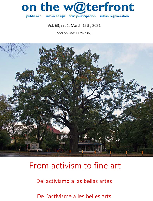 View Vol. 63 No. 1 (2021): From activism to fine art